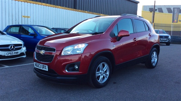 Large image for the Used Chevrolet Trax
