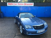 Used Chrysler Crossfire