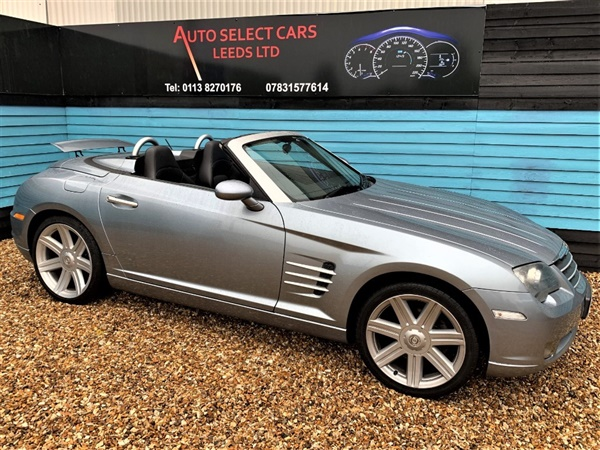 Large image for the Used Chrysler Crossfire