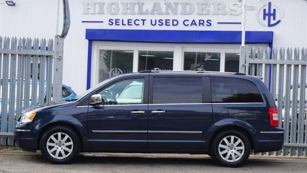 Large image for the Chrysler Grand Voyager