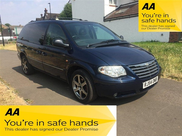Large image for the Used Chrysler Grand Voyager