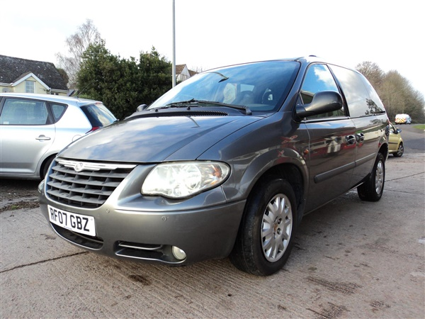 Large image for the Used Chrysler Voyager