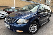 Used Chrysler Voyager