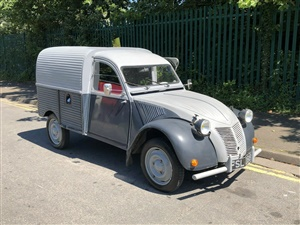 Large image for the Used Citroen 2 CV