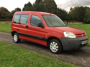 Large image for the Used Citroen Berlingo First