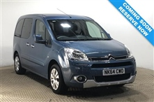 Used Citroen Berlingo