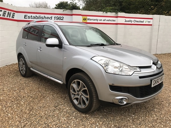 Large image for the Used Citroen C-Crosser