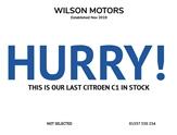 Used Citroen C1