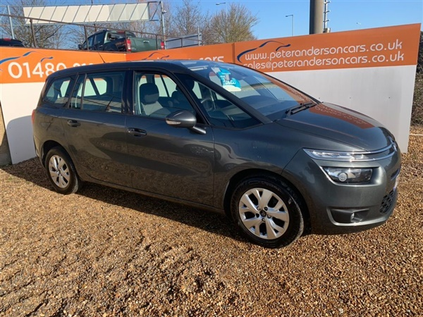 Large image for the Citroen Grand C4 Picasso