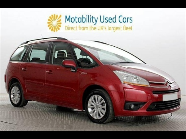 C4 Grand Picasso car for sale