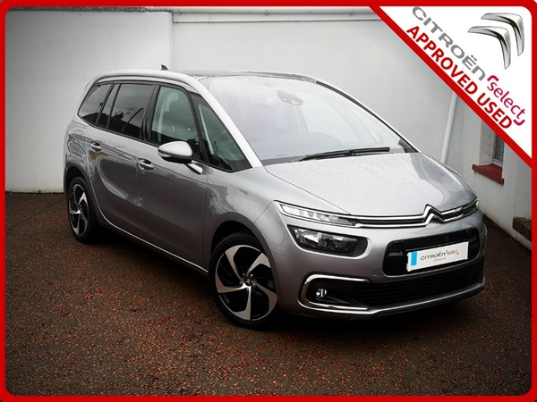 Large image for the Used Citroen Grand C4 Spacetourer