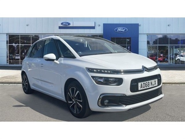 Large image for the Used Citroen C4 Spacetourer
