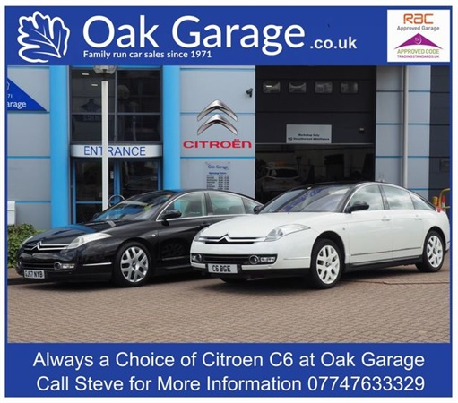Large image for the Citroen C6