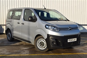 Large image for the Used Citroen Dispatch Combi