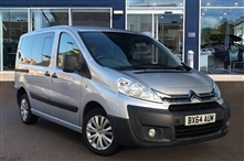 Used Citroen Dispatch Combi