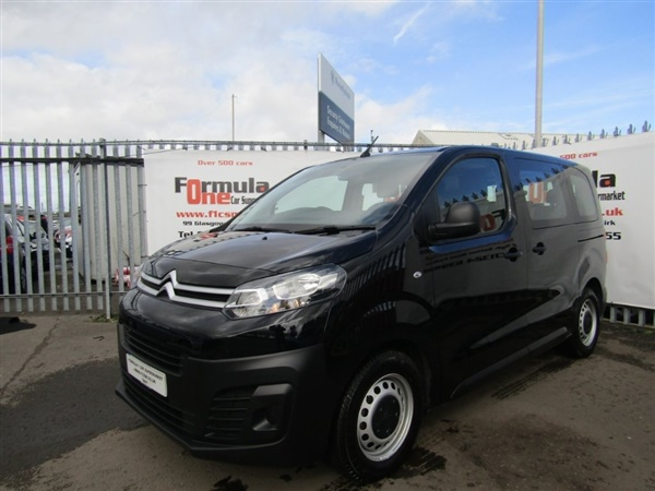 Large image for the Used Citroen Dispatch