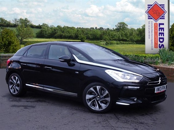 Large image for the Citroen DS5