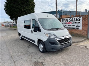 Large image for the Used Citroen RELAY 35 L3H2 ENTERPRISE HDI