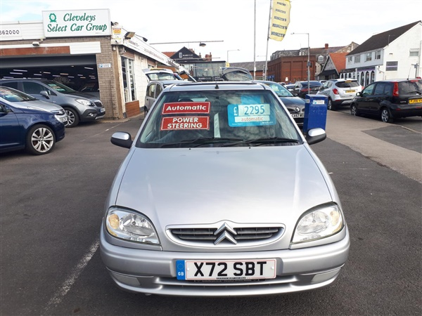 Large image for the Citroen Saxo