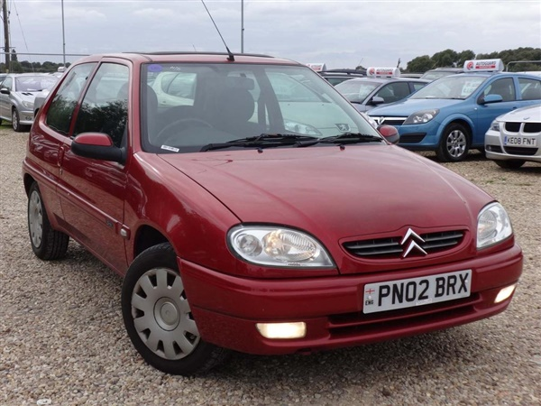 Large image for the Used Citroen Saxo