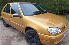 Used Citroen Saxo