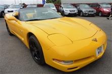 Used Corvette C5