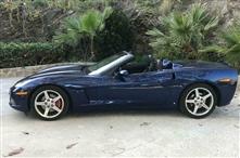 Used Corvette C6