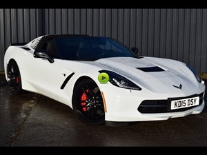 Large image for the Used Corvette Stingray