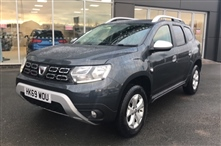 Used Dacia Duster