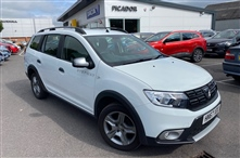 Used Dacia Logan Stepway