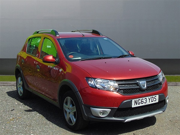 Large image for the Used Dacia Sandero Stepway