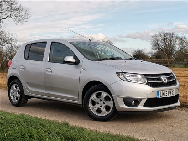 Large image for the Dacia Sandero