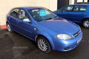 Large image for the Used Daewoo Lacetti