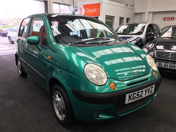 Large image for the Used Daewoo Matiz