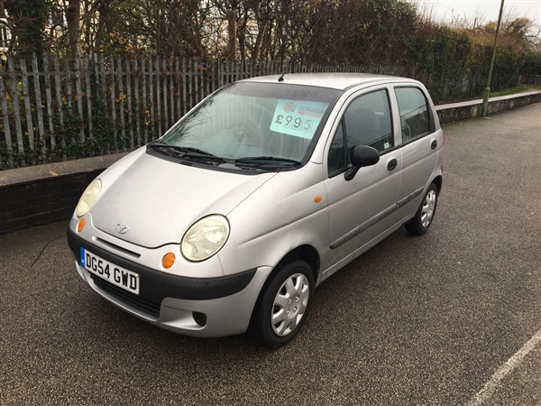 Large image for the Daewoo Matiz