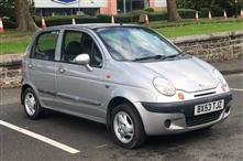 Used Daewoo Matiz