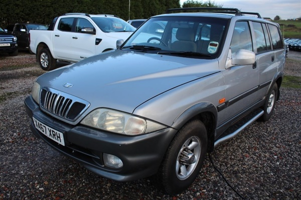 Large image for the Used Daewoo Musso