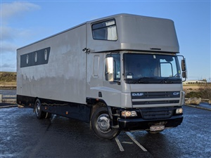 Large image for the Used Daf CF 18T Horse Box Horse Truck