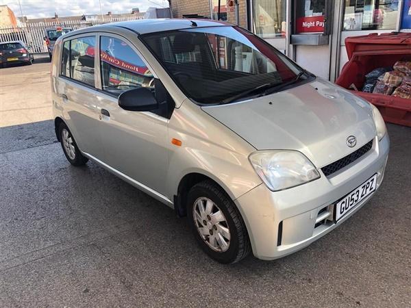 Large image for the Used Daihatsu Charade