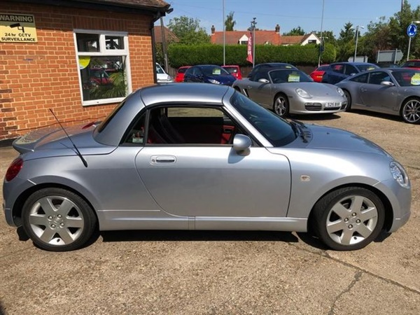 Large image for the Used Daihatsu Copen
