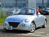 Used Daihatsu Copen