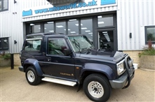 Used Daihatsu Fourtrak Cars for Sale UK | Second Hand Daihatsu