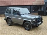 Used Daihatsu Fourtrak