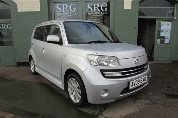 Large image for the Used Daihatsu Materia