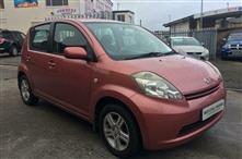Used Daihatsu Sirion