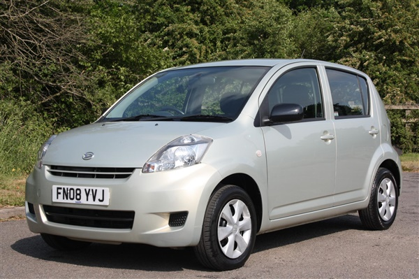 Large image for the Used Daihatsu Sirion
