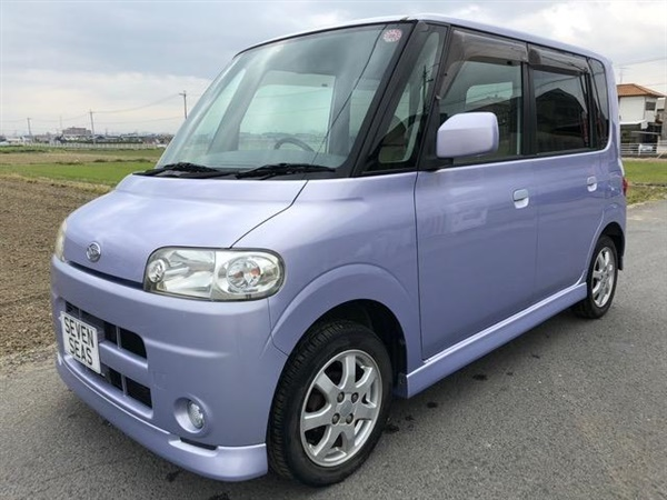 Large image for the Used Daihatsu Tanto