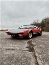 Large image for the Used De Tomaso Pantera