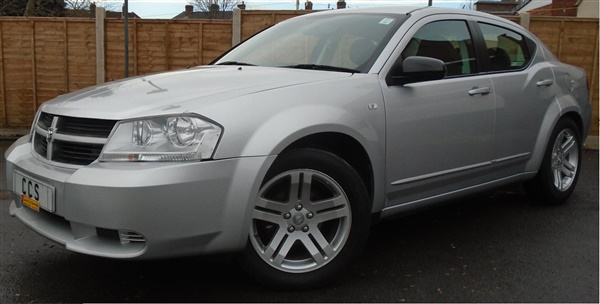 Large image for the Dodge Avenger