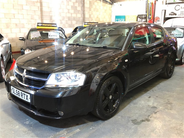 Large image for the Used Dodge Avenger
